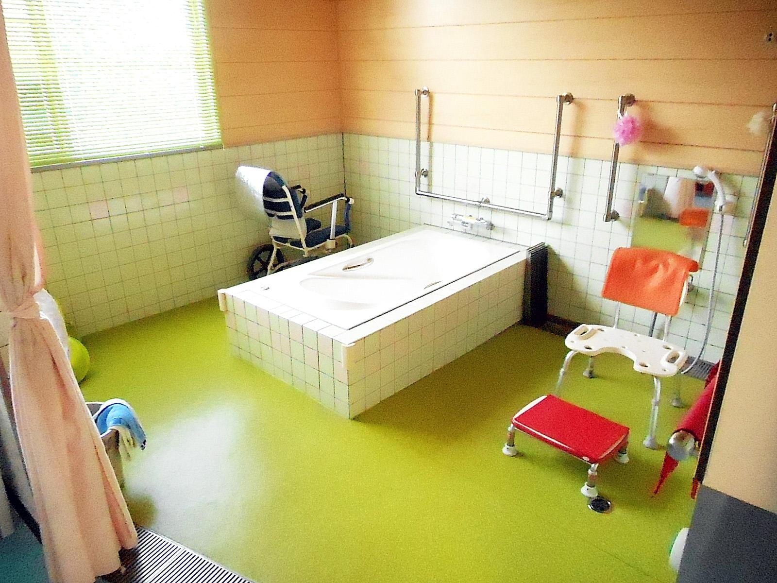デイサービスエクセル 浴室