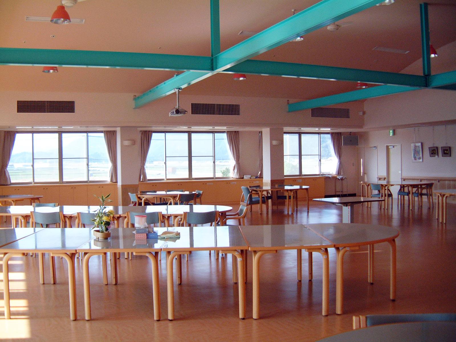 エクセルライフ 食堂