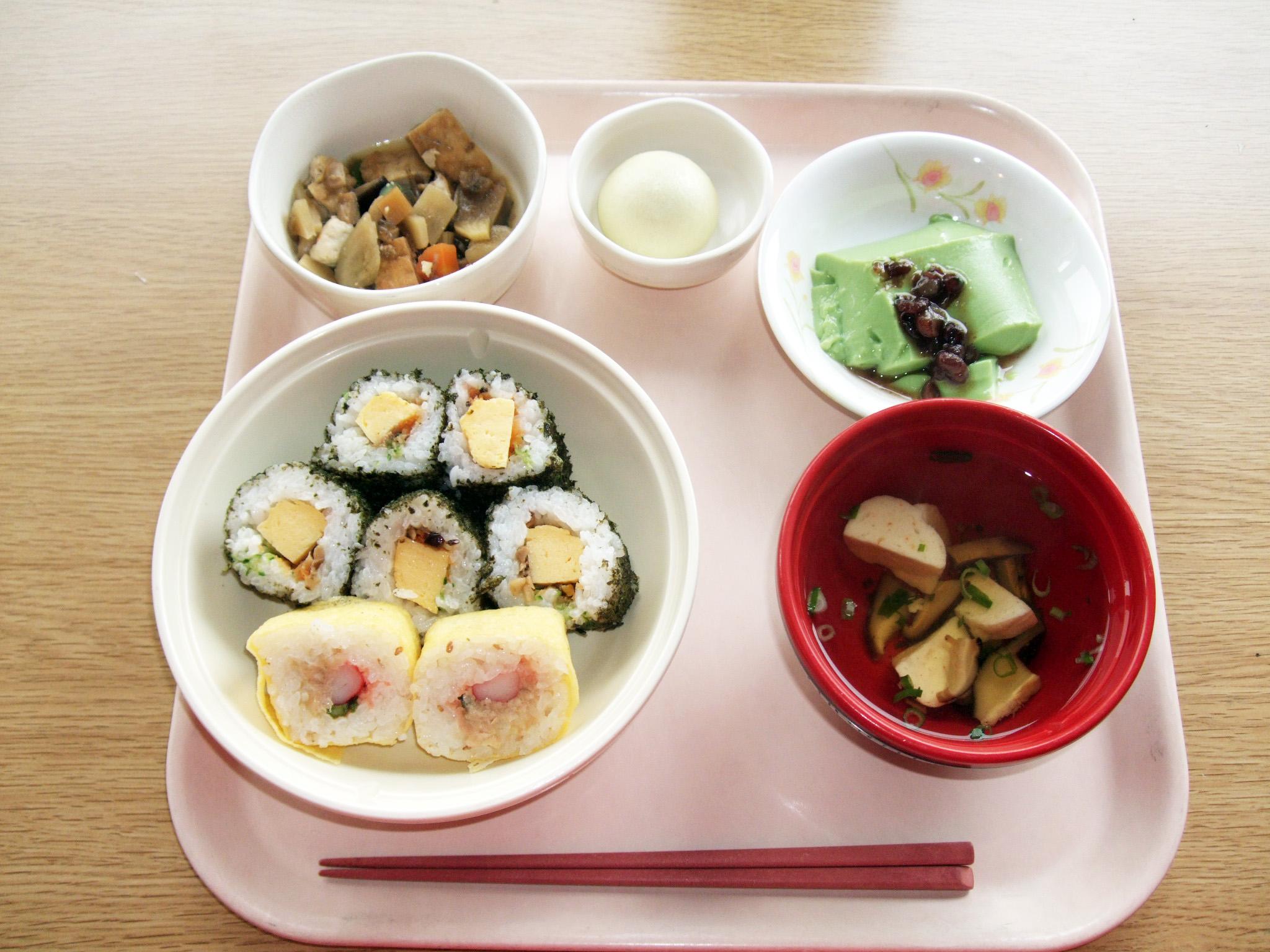 エクセルライフ 食事(行事食)